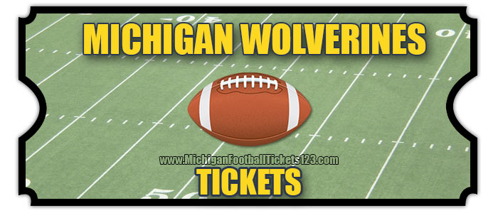 Michigan Football Tickets